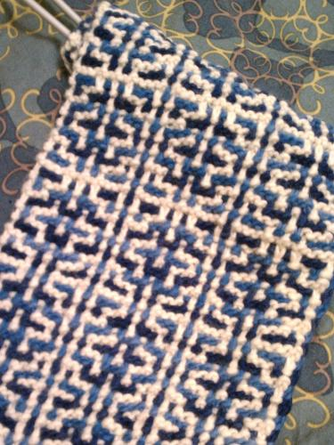 Mosaic Knitting Pattern Generator Laura Koglers Portfolio